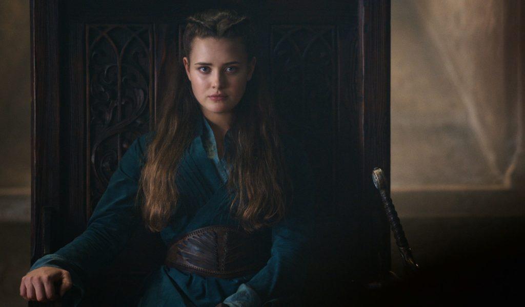 Katherine Langford en Netflix's 'Cursed'