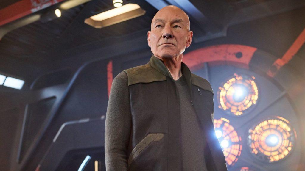 Patrick Stewart sobre su regreso a 'Star Trek': 'Soy más valiente ahora que antes'